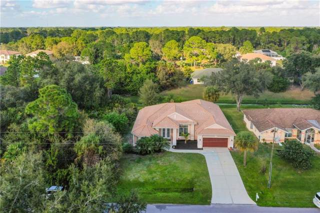 3766 Cuthbert Avenue, North Port, FL 34287 (MLS #A4455894) :: Medway Realty