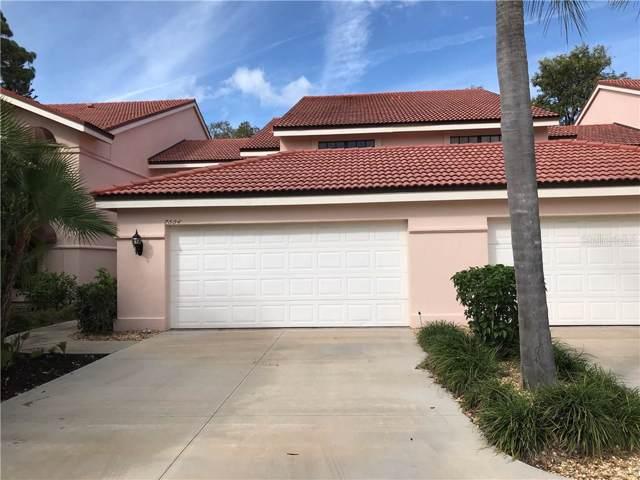 7554 Fairway Woods Drive #302, Sarasota, FL 34238 (MLS #A4456264) :: RE/MAX Realtec Group