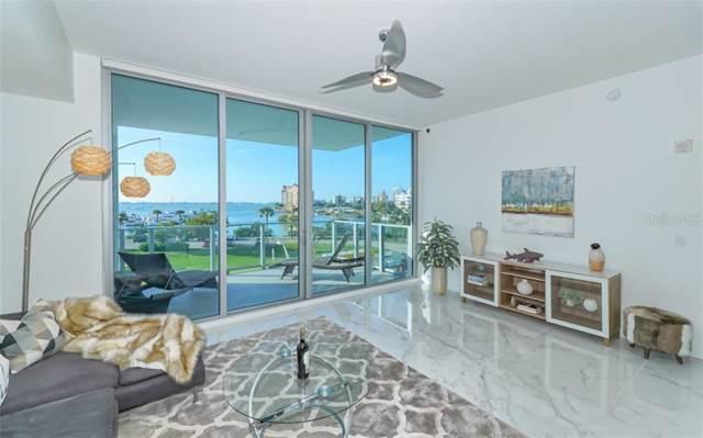 1155 N Gulfstream Avenue #306, Sarasota, FL 34236 (MLS #A4456377) :: Florida Real Estate Sellers at Keller Williams Realty