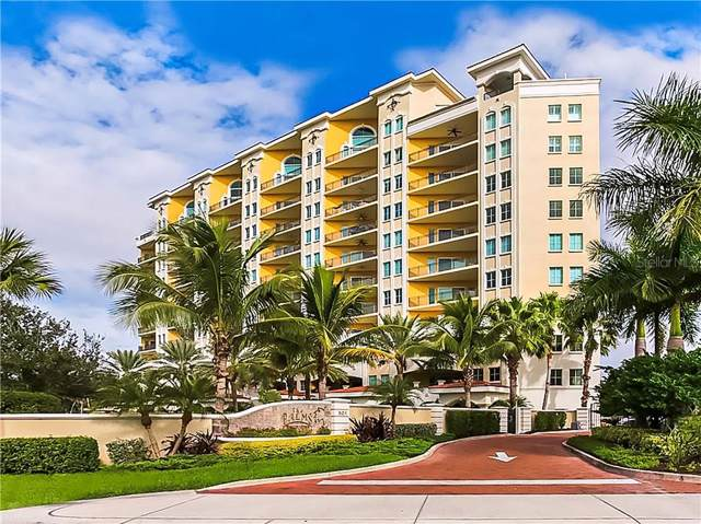 501 Haben Boulevard #1001, Palmetto, FL 34221 (MLS #A4456529) :: Cartwright Realty