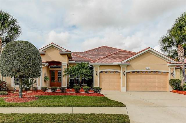 14927 Bowfin Terrace, Lakewood Rch, FL 34202 (MLS #A4456585) :: Team Bohannon Keller Williams, Tampa Properties