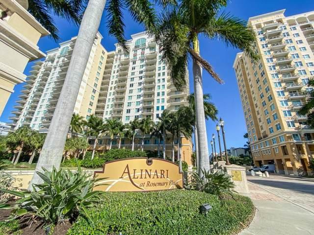 800 N Tamiami Trail #707, Sarasota, FL 34236 (MLS #A4457520) :: Team Bohannon Keller Williams, Tampa Properties