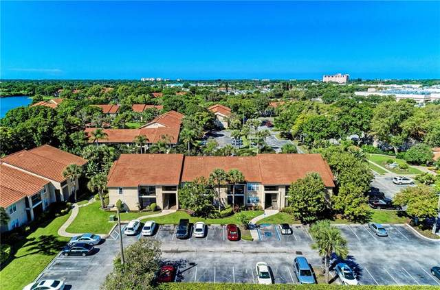 4006 Crockers Lake Boulevard #11, Sarasota, FL 34238 (MLS #A4457787) :: Cartwright Realty