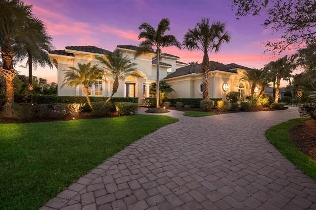 3408 Founders Club Drive, Sarasota, FL 34240 (MLS #A4458110) :: Team Bohannon Keller Williams, Tampa Properties