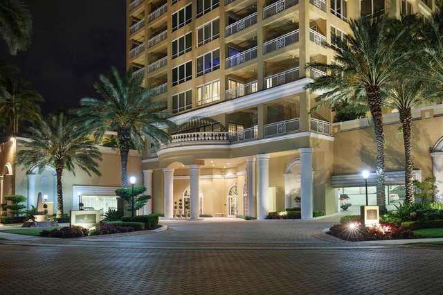35 Watergate Drive #1101, Sarasota, FL 34236 (MLS #A4458742) :: Pepine Realty