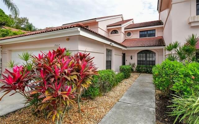 7667 Fairway Woods Drive #703, Sarasota, FL 34238 (MLS #A4458895) :: RE/MAX Realtec Group