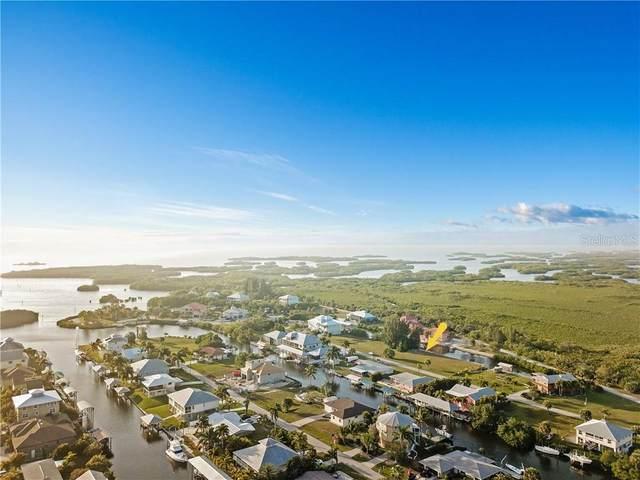 24236 Yacht Club Boulevard, Punta Gorda, FL 33955 (MLS #A4458956) :: Armel Real Estate