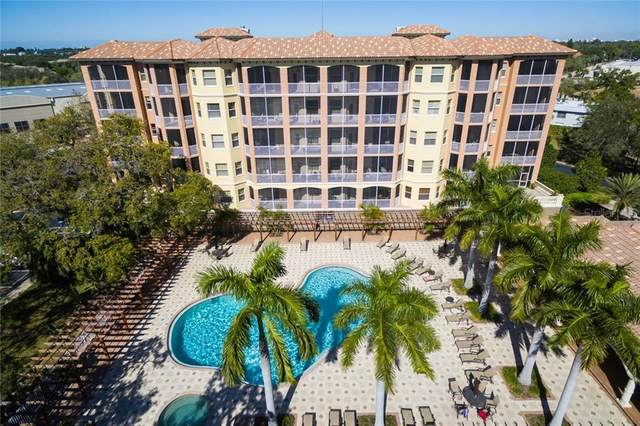 5591 Cannes Circle #401, Sarasota, FL 34231 (MLS #A4459480) :: McConnell and Associates