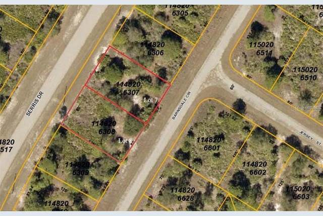 Barnsdale Circle, North Port, FL 34288 (MLS #A4459626) :: The Duncan Duo Team