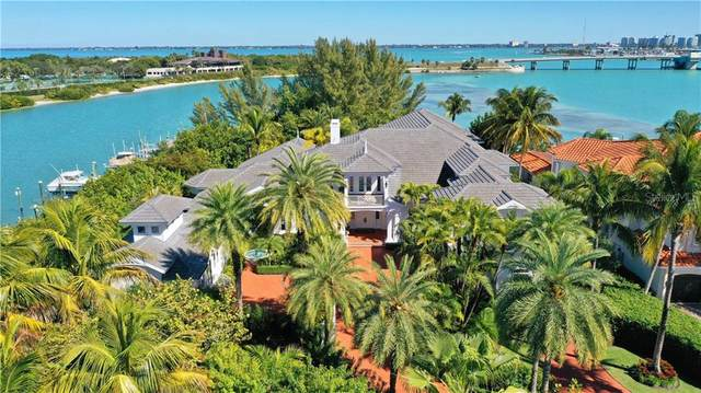 15 Lighthouse Point Drive, Longboat Key, FL 34228 (MLS #A4459857) :: Sarasota Property Group at NextHome Excellence