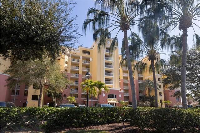 610 Riviera Dunes Way #406, Palmetto, FL 34221 (MLS #A4460139) :: EXIT King Realty