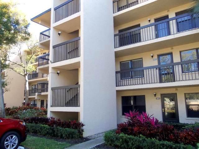625 30TH Avenue W G202, Bradenton, FL 34205 (MLS #A4460641) :: GO Realty