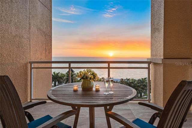 1300 Benjamin Franklin Drive #805, Sarasota, FL 34236 (MLS #A4462621) :: Homepride Realty Services