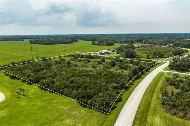 Lot 20 Saddle Oak Trail, Sarasota, FL 34241 (MLS #A4463838) :: Key Classic Realty