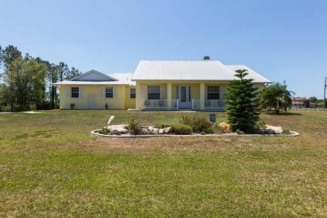 31930 Clay Gully Road, Myakka City, FL 34251 (MLS #A4463999) :: GO Realty