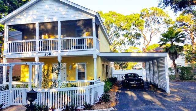 508 Howard Court, Sarasota, FL 34236 (MLS #A4464109) :: McConnell and Associates