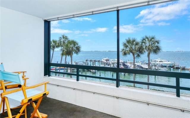 988 Blvd Of The Arts #216, Sarasota, FL 34236 (MLS #A4464444) :: McConnell and Associates