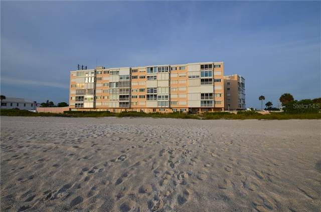 5300 Gulf Drive #107, Holmes Beach, FL 34217 (MLS #A4465397) :: The Duncan Duo Team