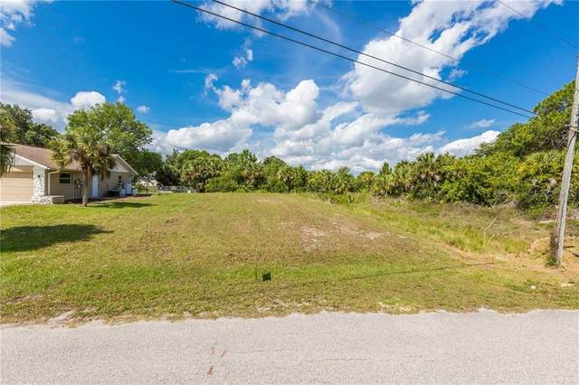 Lot 39 Wise Drive, North Port, FL 34286 (MLS #A4465514) :: The Duncan Duo Team