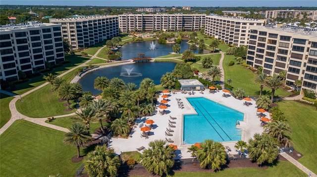 5760 Midnight Pass Road 307D, Sarasota, FL 34242 (MLS #A4466242) :: Dalton Wade Real Estate Group