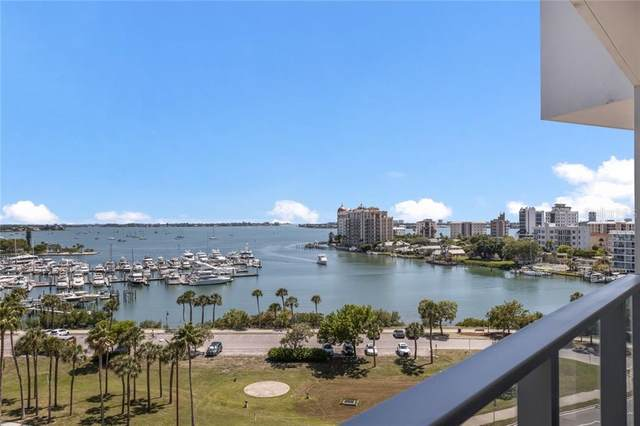 1155 N Gulfstream Avenue #708, Sarasota, FL 34236 (MLS #A4466759) :: Keller Williams on the Water/Sarasota