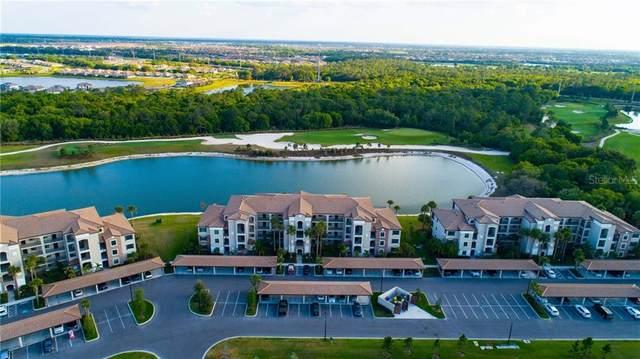 16814 Vardon Terrace #207, Bradenton, FL 34211 (MLS #A4467386) :: Burwell Real Estate