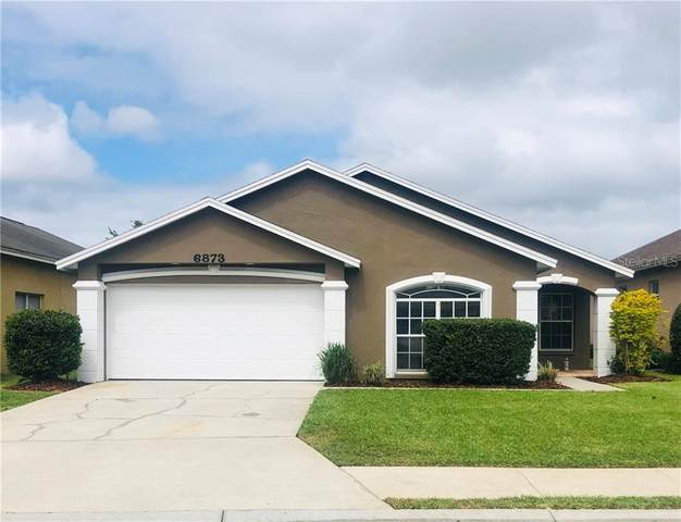 6873 Shimmering Drive, Lakeland, FL 33813 (MLS #A4467401) :: The Duncan Duo Team