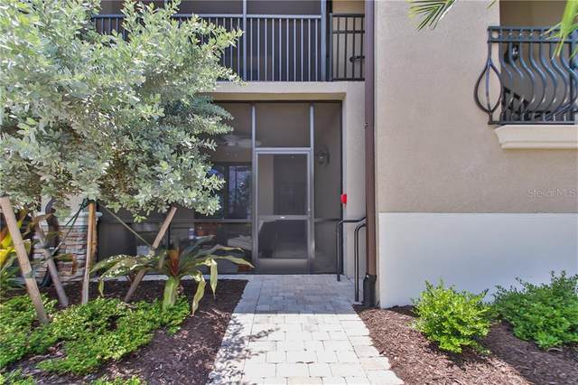 5557 Palmer Circle #105, Bradenton, FL 34211 (MLS #A4467845) :: Team Borham at Keller Williams Realty