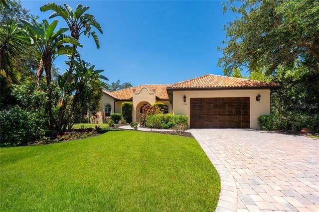 1704 Keely Lane, Sarasota, FL 34232 (MLS #A4467861) :: The Light Team