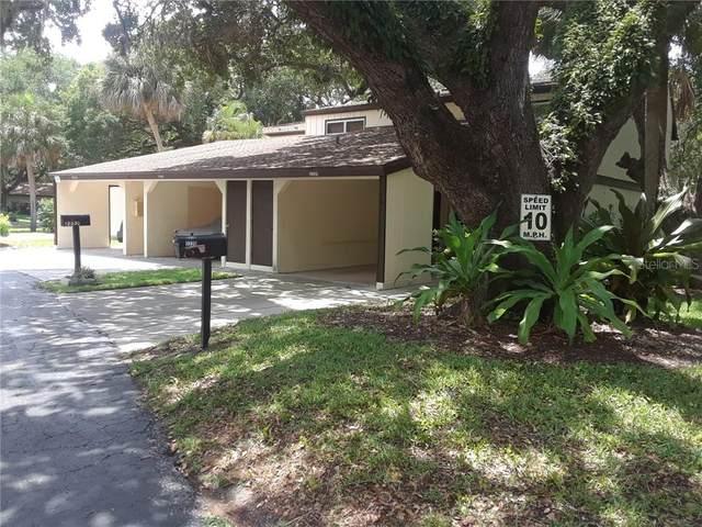 2222 Circlewood Drive #14, Sarasota, FL 34231 (MLS #A4468038) :: The Light Team