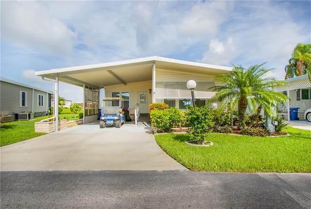 148 Bermuda Way, North Port, FL 34287 (MLS #A4468407) :: Team Bohannon Keller Williams, Tampa Properties