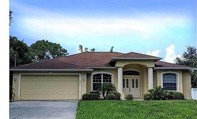 2291 Music Lane, North Port, FL 34286 (MLS #A4468598) :: Medway Realty