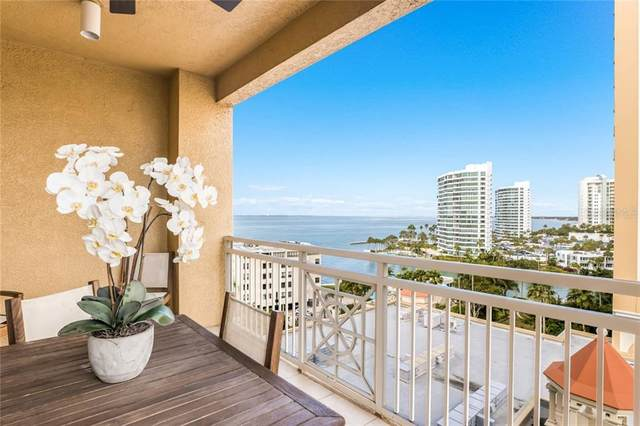 35 Watergate Drive #806, Sarasota, FL 34236 (MLS #A4468766) :: Your Florida House Team