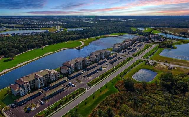16706 Vardon Terrace #105, Bradenton, FL 34211 (MLS #A4469088) :: McConnell and Associates
