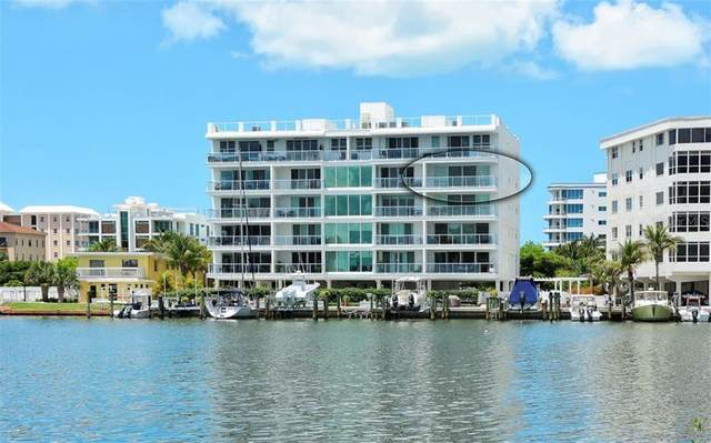 650 Golden Gate Point #401, Sarasota, FL 34236 (MLS #A4469286) :: Globalwide Realty