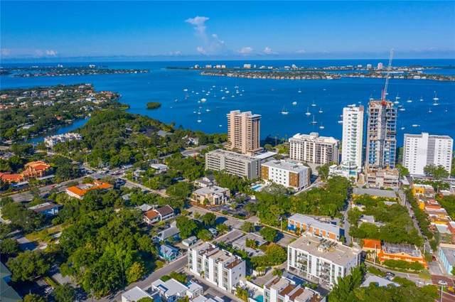 635 S Orange Avenue #305, Sarasota, FL 34236 (MLS #A4469308) :: McConnell and Associates