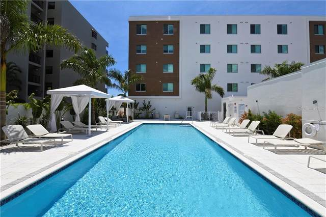711 S Palm Avenue #201, Sarasota, FL 34236 (MLS #A4469415) :: The Light Team