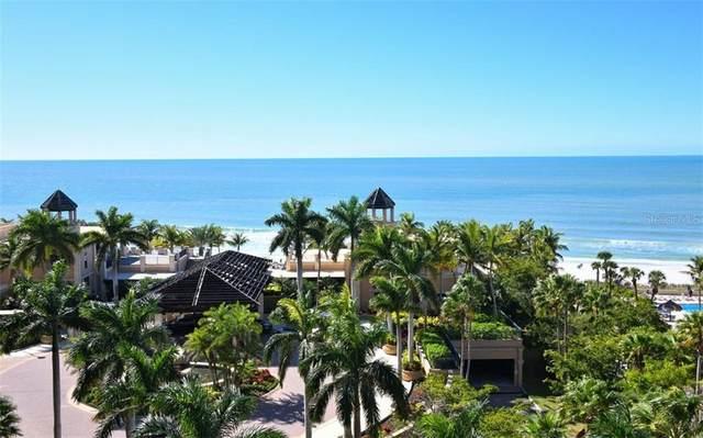 1300 Benjamin Franklin Drive #706, Sarasota, FL 34236 (MLS #A4469513) :: Premium Properties Real Estate Services