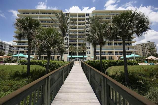 1800 Benjamin Franklin Drive A505, Sarasota, FL 34236 (MLS #A4469864) :: Sarasota Home Specialists