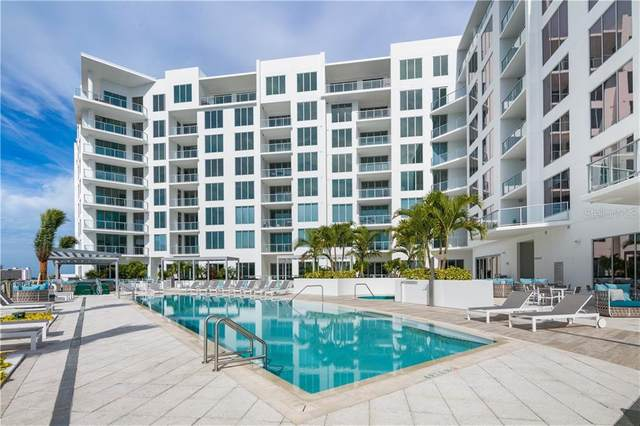 111 S Pineapple Avenue #606, Sarasota, FL 34236 (MLS #A4470240) :: KELLER WILLIAMS ELITE PARTNERS IV REALTY