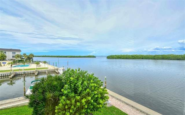 600 Sutton Place #205, Longboat Key, FL 34228 (MLS #A4470531) :: Baird Realty Group