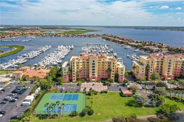 606 Riviera Dunes Way #103, Palmetto, FL 34221 (MLS #A4470814) :: Pepine Realty