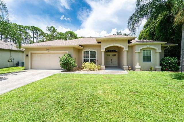 4160 Clearfield Street, North Port, FL 34286 (MLS #A4471307) :: Rabell Realty Group