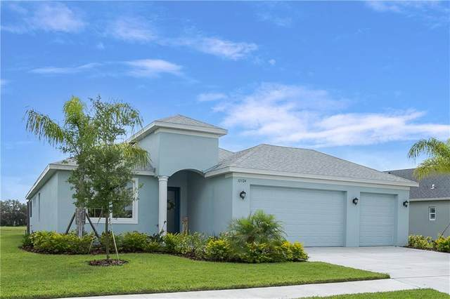 12524 Wheatgrass Court, Parrish, FL 34219 (MLS #A4471543) :: Charles Rutenberg Realty