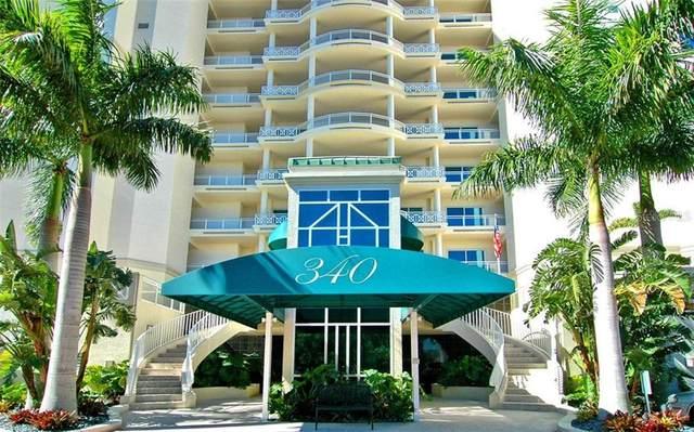 340 S Palm Avenue Pl1, Sarasota, FL 34236 (MLS #A4471687) :: Keller Williams on the Water/Sarasota