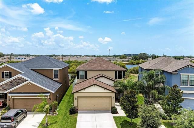1228 Harbour Blue Street, Ruskin, FL 33570 (MLS #A4471843) :: Frankenstein Home Team