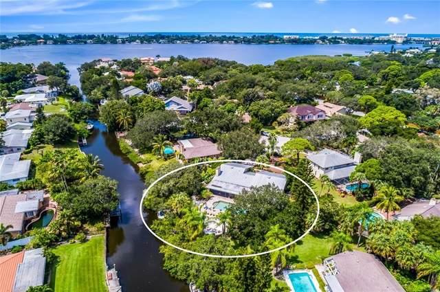 1855 Buccaneer Court, Sarasota, FL 34231 (MLS #A4471863) :: Team Pepka