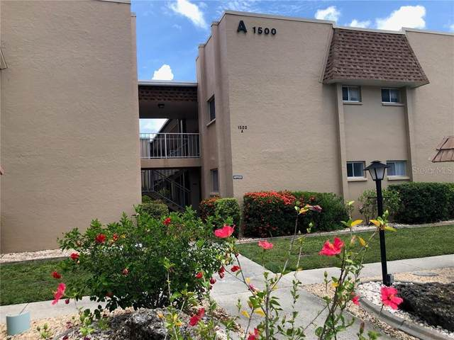 1500 Glen Oaks Drive E #205, Sarasota, FL 34232 (MLS #A4472140) :: The Duncan Duo Team