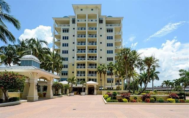 2050 Benjamin Franklin Drive B503, Sarasota, FL 34236 (MLS #A4472906) :: Team Buky