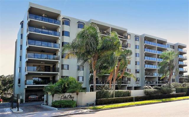 755 S Palm Avenue #304, Sarasota, FL 34236 (MLS #A4472928) :: Team Pepka